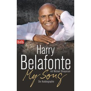 BELAFONTE, HARRY My Song