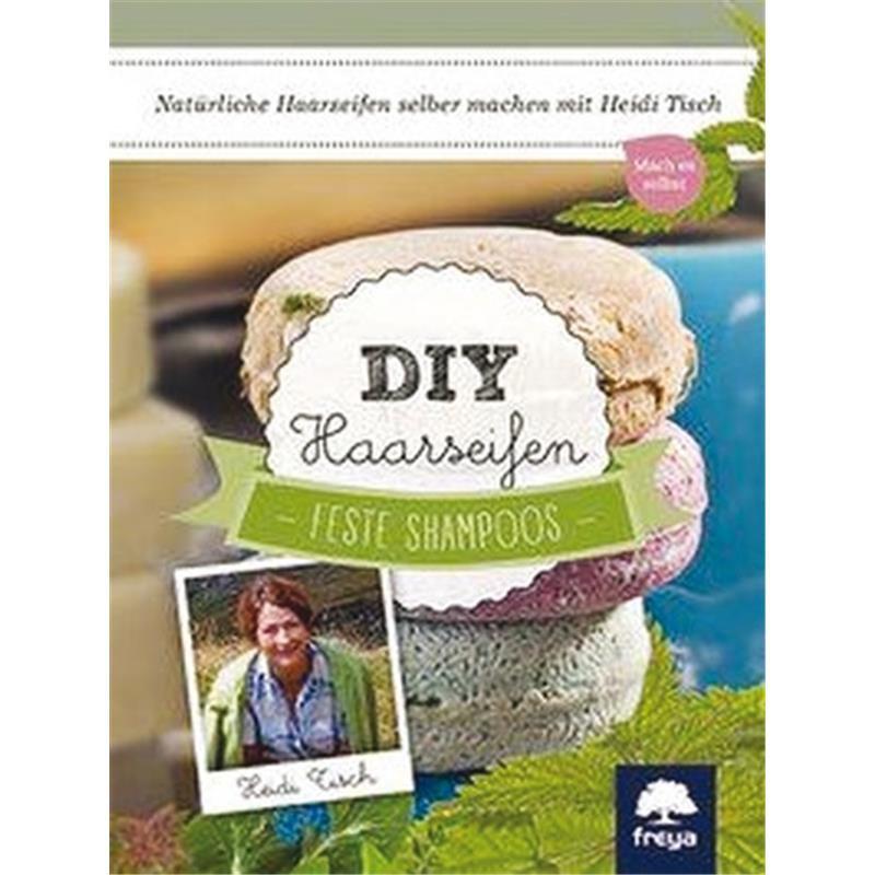 DIY Haarseifen: Feste Shampoos: : Tisch, Walheide