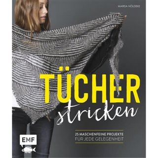 NÖLDEKE, MARISA Tücher stricken