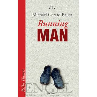 BAUER, MICHAEL G. Running Man