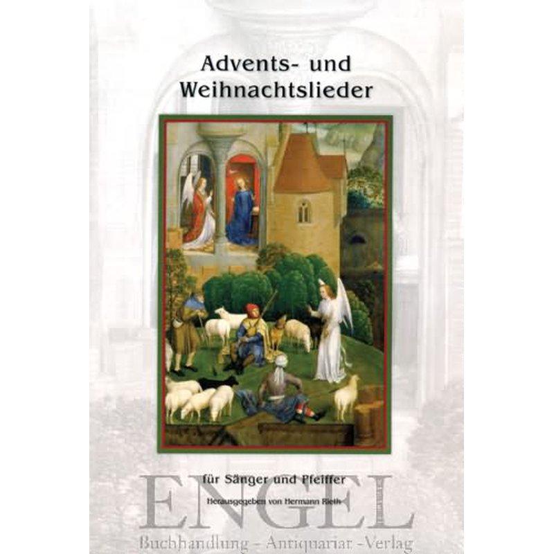 RIETH, HERMANN Advents- und Weihnachtslieder, 14,90 € - Buchhand