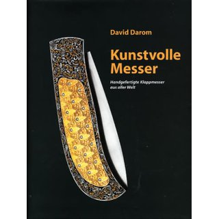 DAROM, DAVID Kunstvolle Messer